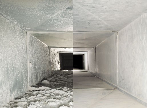air duct cleaning in the area of coppell tx