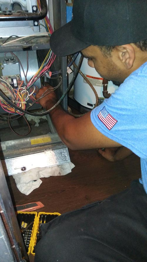 cleaning furnace service