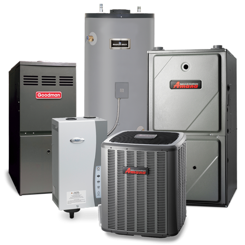 HVAC furnace unit