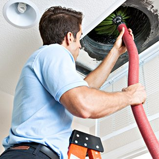 duct cleaning flower mound
