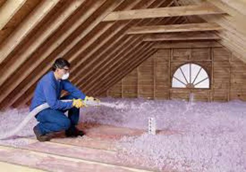 attic insulation mckinney tx