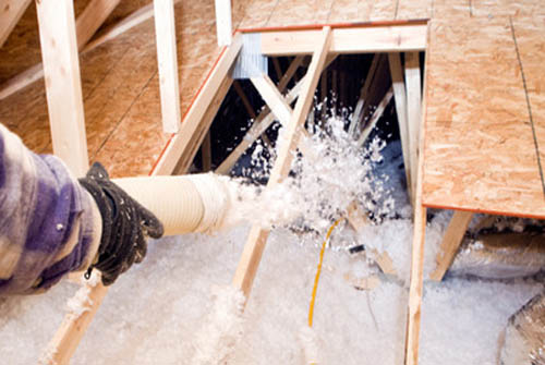 fort worth spray foam insulation