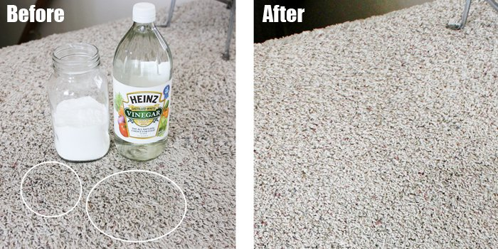 Removing Gasoline Or Oil carpet stain