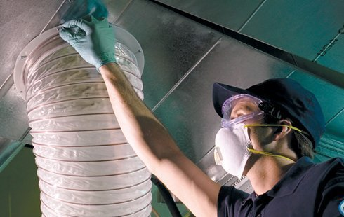 Remove Fungus With Vent Cleaning Service