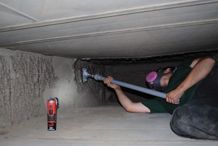 Commercial Vent Cleaning